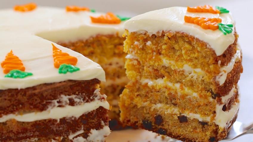 Recettes De Carrots Cakes