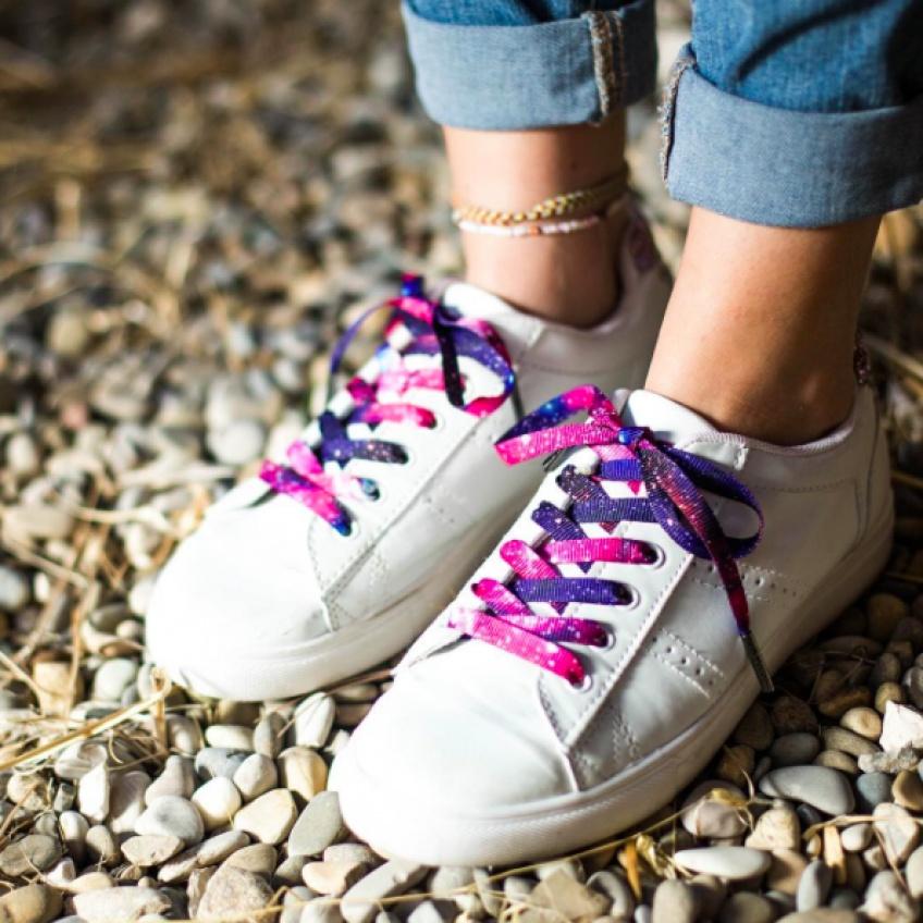 Instant Découverte #45 : On personnalise ses shoes avec Pinroll