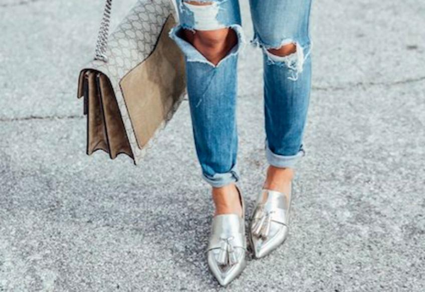 Mardi #Shoesday : Des mocassins à vos pieds pour un look des plus stylés !