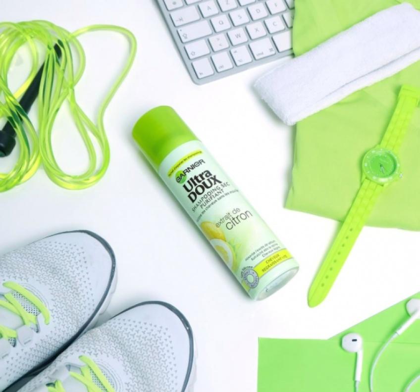 5 incroyables façons d'utiliser son shampooing-sec