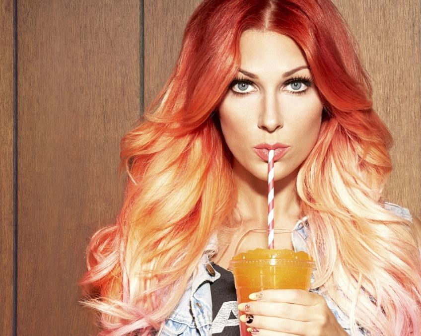 Le Sunset Hair, pour une chevelure lumineusement romantique