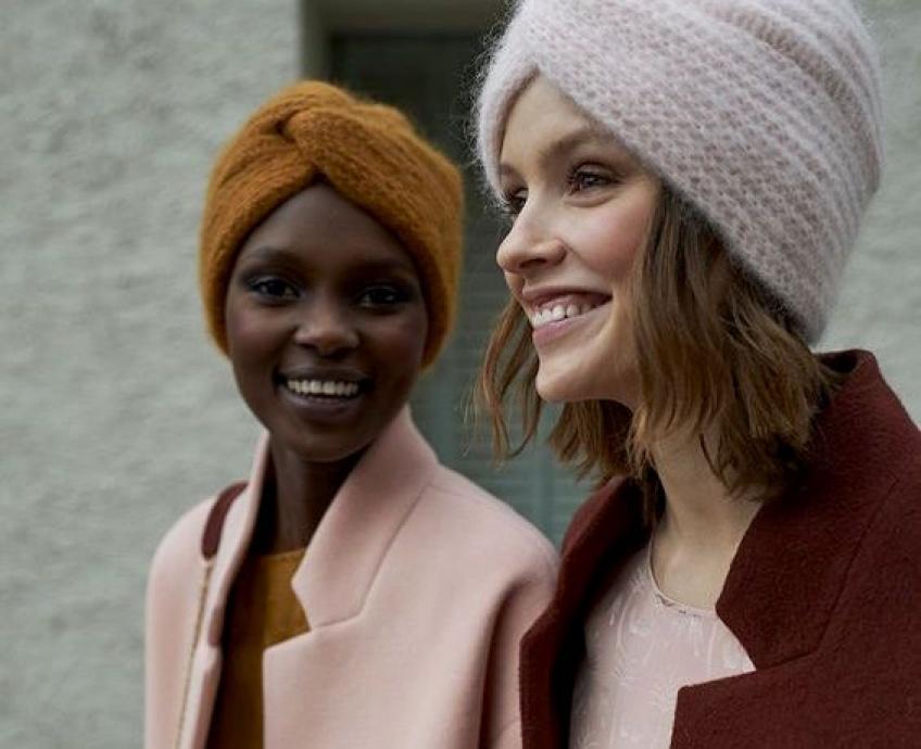 #Trend : un look douillet et vintage avec le bonnet turban !