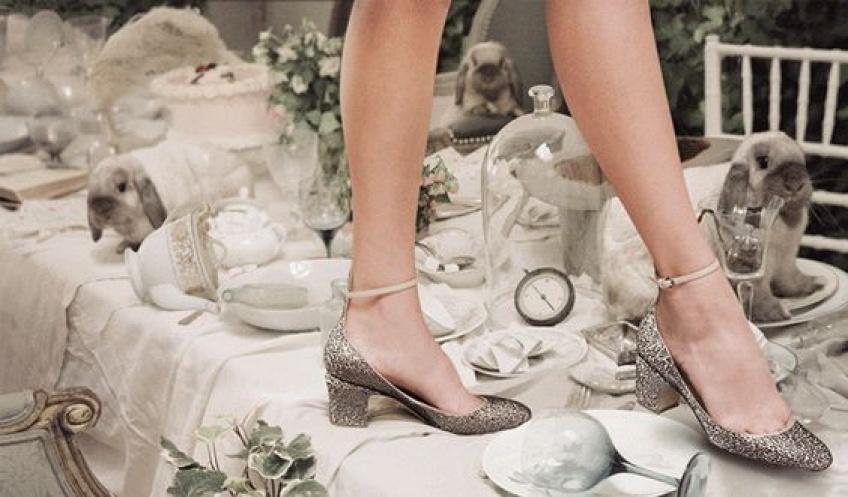 Mardi #Shoesday : 40 paires de chaussures pailletées pour enchanter son look pendant les fêtes