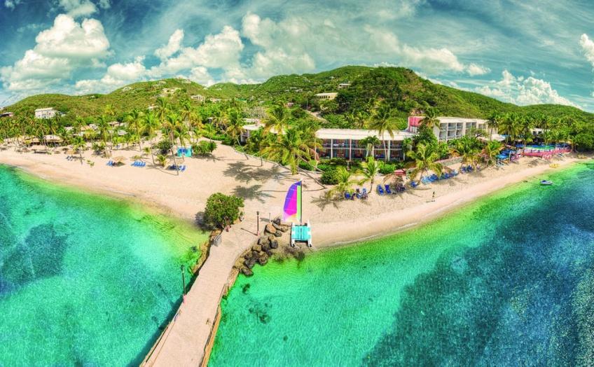 Les  îles Vierges des États-Unis vont vous payer pour venir en vacances cette année
