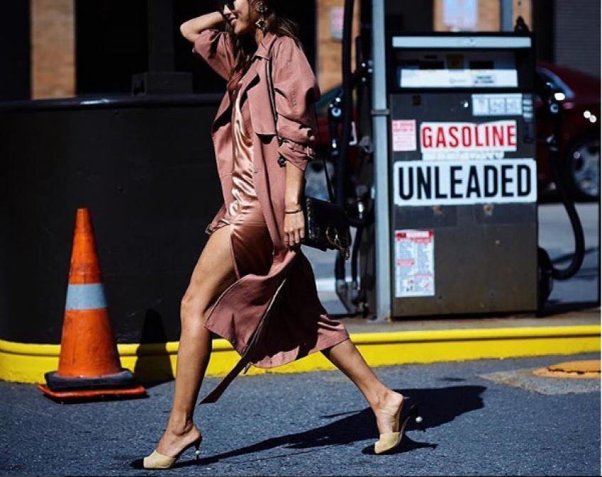 Instant découverte #53 : le vestiaire sexy chic façon Michelle Mason