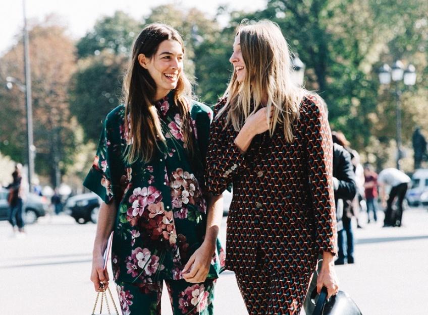 #trend : un ensemble coordonné pour être ultra-lookée