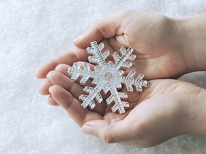 5 astuces qui sauveront vos mains en hiver !