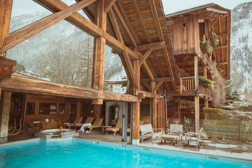 Les hôtels les plus romantiques avec vue sur la montagne