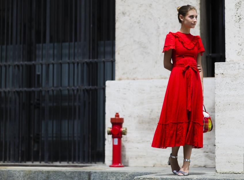 35 robes rouges à tomber pour un style à croquer !