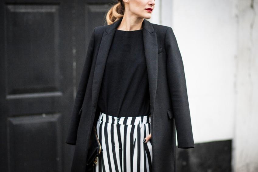#Soldes : 30 superbes manteaux noirs pour être classe cet hiver