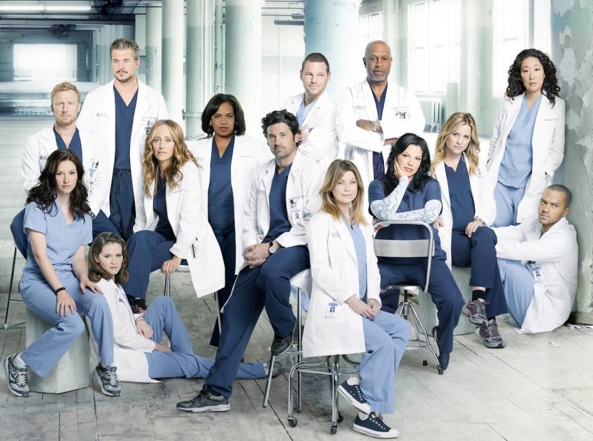 Grey's Anatomy, c'est pas prêt d'être fini !