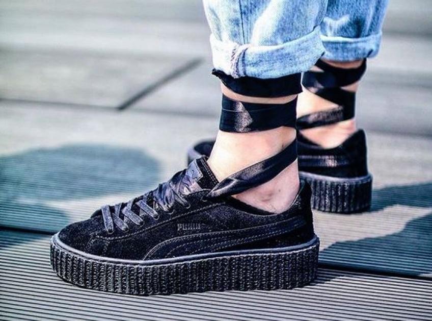 Mardi #Shoesday : noue-moi les chevilles si tu peux !