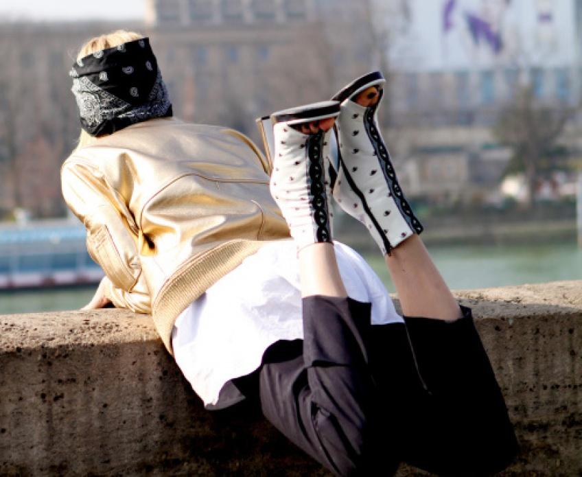 Mardi #Shoesday : 25 paires de boots ouvertes pour ponctuer son style !