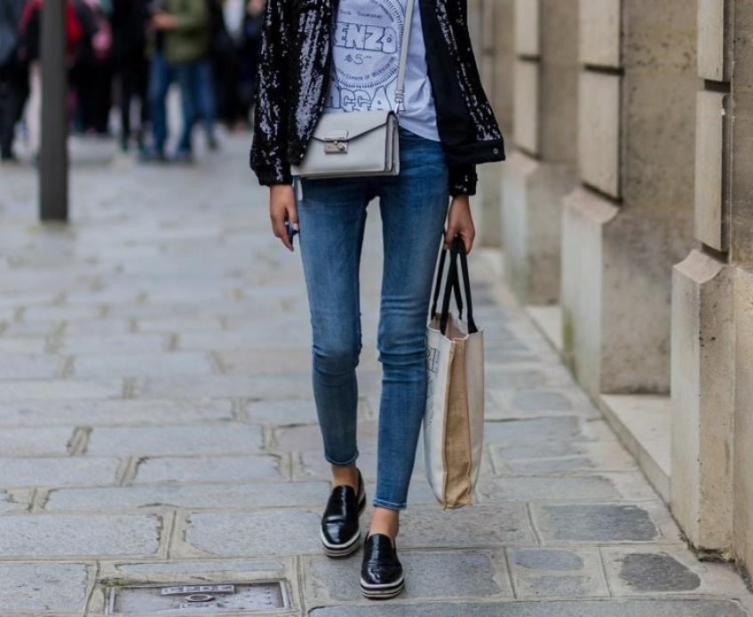#HTW : 10 façons ultra canons de porter son jean skinny préféré