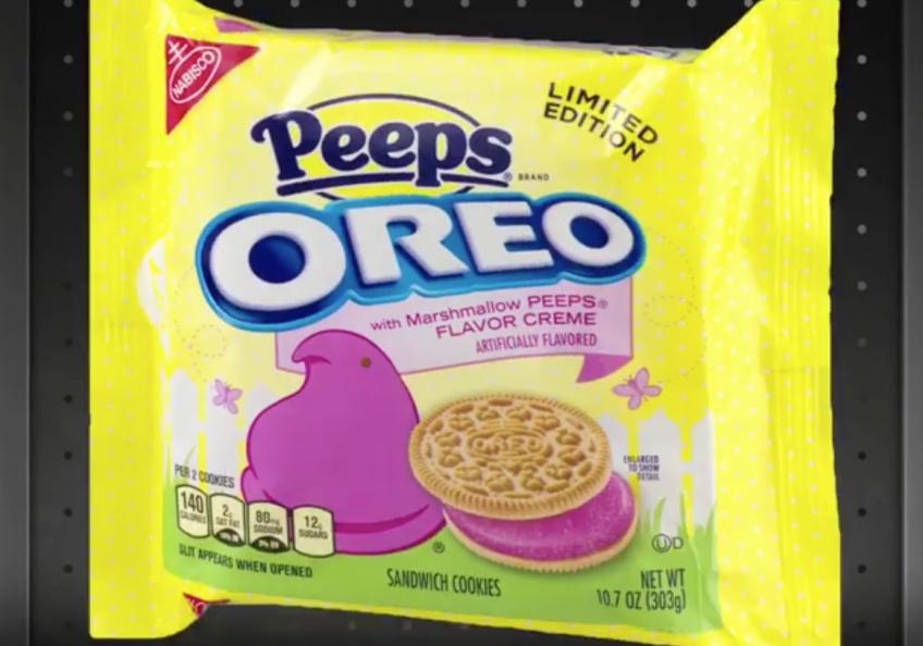 Laissez-vous surprendre par la nouvelle saveur Oreo Marshmallow !