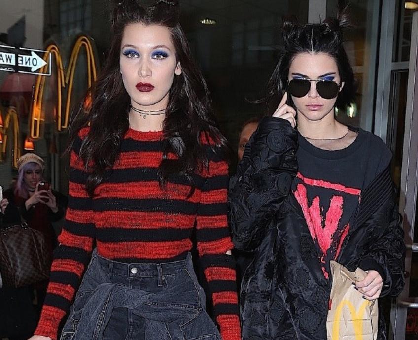 Kendall Jenner et Bella Hadid : des femmes comme les autres (ou presque)