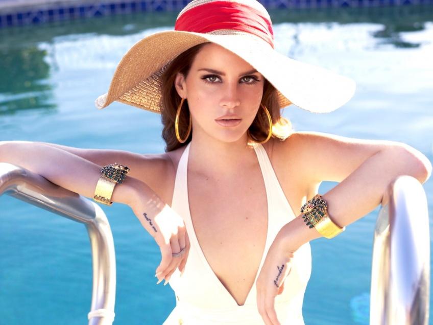 Lana Del Rey dévoile son nouveau titre après 2 ans d'absence