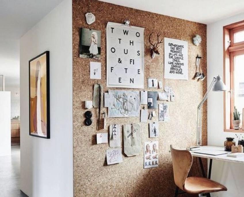 20 inspirations déco pour habiller vos murs à votre image