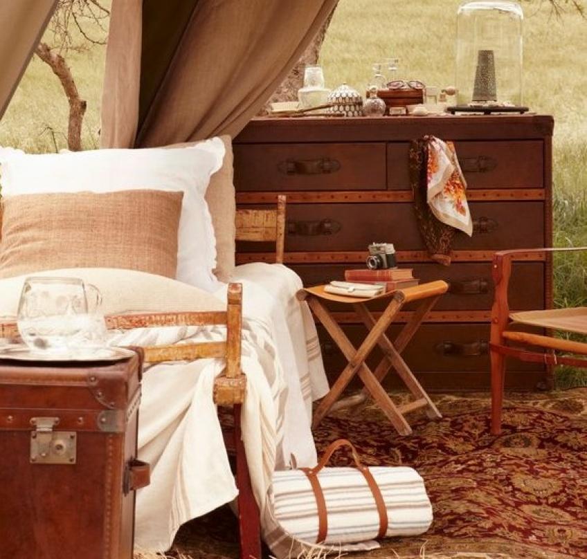 25 accessoires pour faire de votre intérieur un véritable safari !