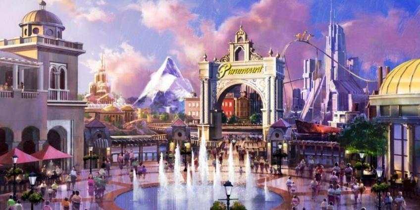London Paramount : le nouveau parc d'attraction qui va faire de la concurrence à Disneyland Paris