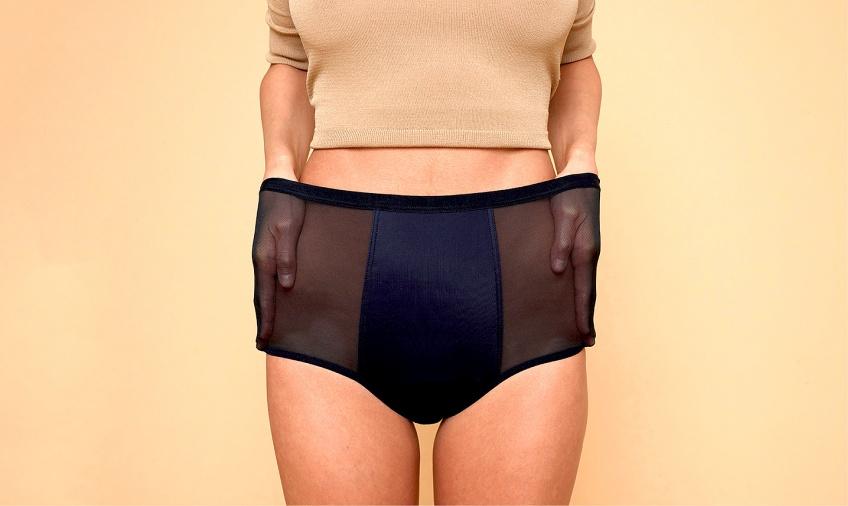 Beauté 2.0 : Thinx, la culotte révolutionnaire qui 'stoppe' vos règles