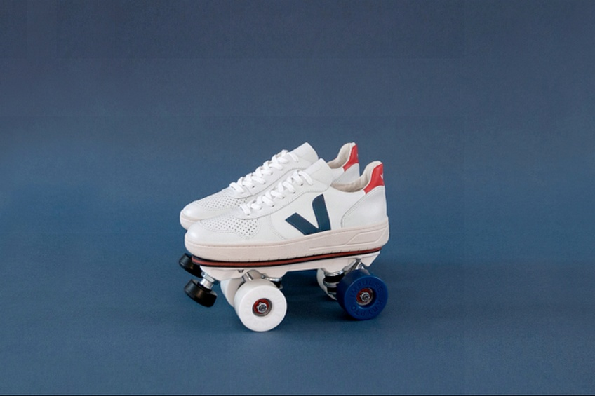 Veja x Flaneurz : La paire de sneakers qui va vous faire rouler !