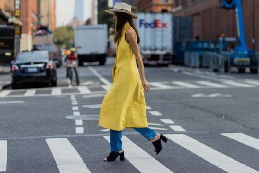 Yellow Time : du jaune pour être rayonnante cet été !