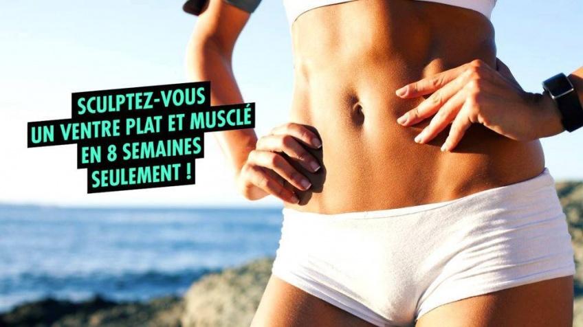#ALERTE : Les Éclaireuses Healthy lance son programme spécial ventre plat