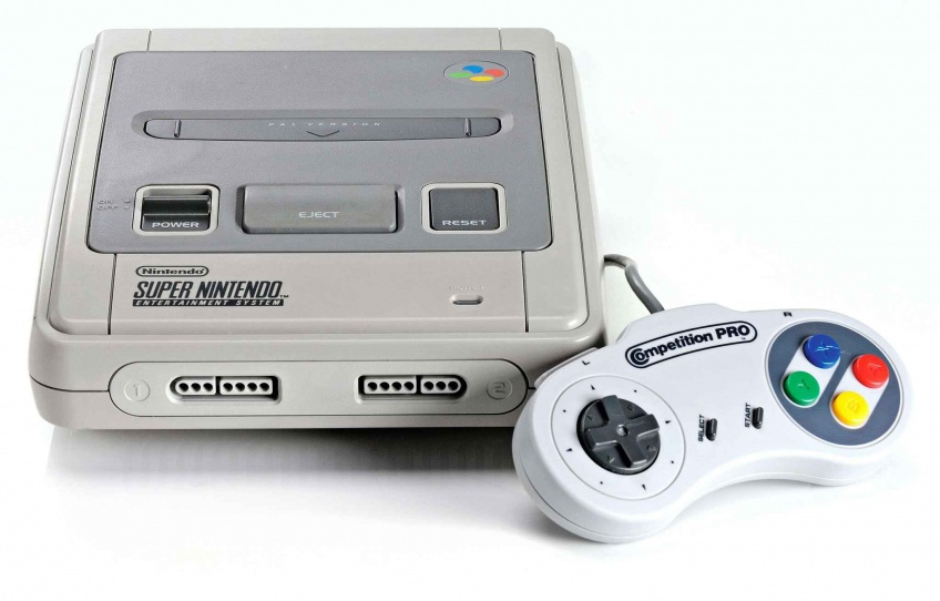 On retombe en enfance : bientôt une version mini de la Super Nintendo ?