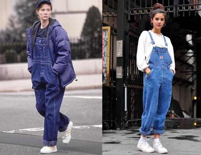 90's vs today : 17 pièces fashion qui nous font remonter le temps !