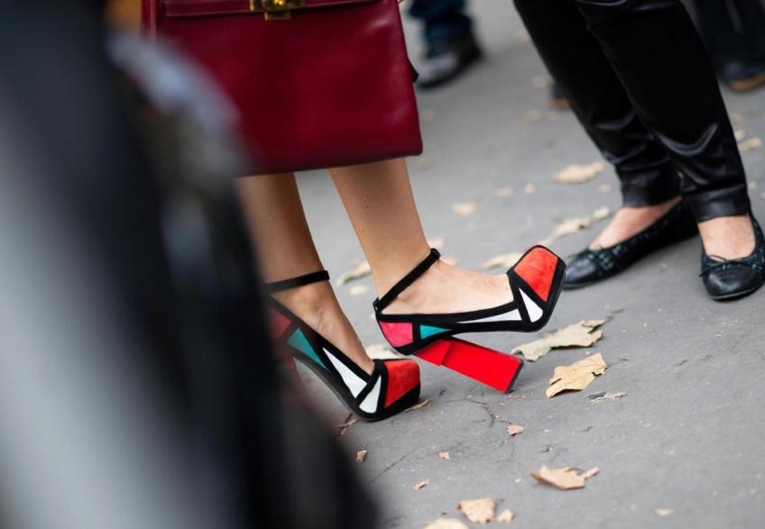 #Mardishoesday : 45 paires de souliers colorés qui vont vous en mettre plein la vue !