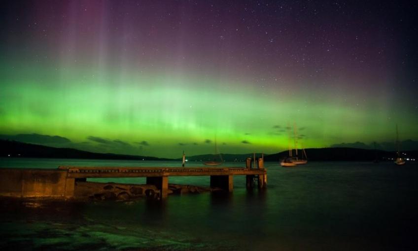 Les aurores australes de Nouvelle-Zélande vont vous couper le souffle !