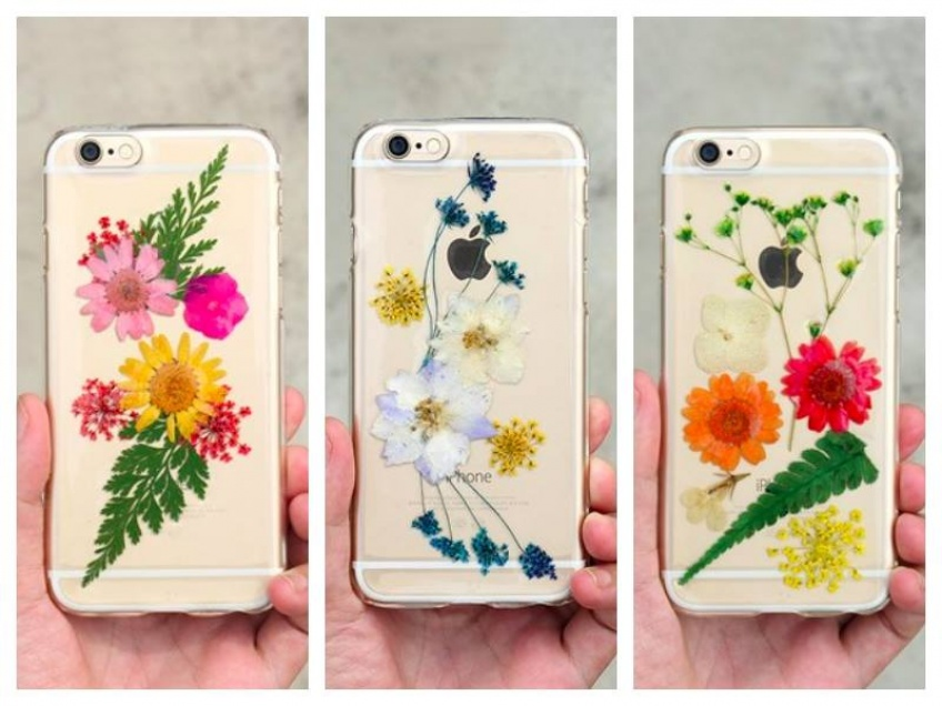 Instant Découverte #70 : Flower Phone Case, les coques de téléphone qui nous enchantent