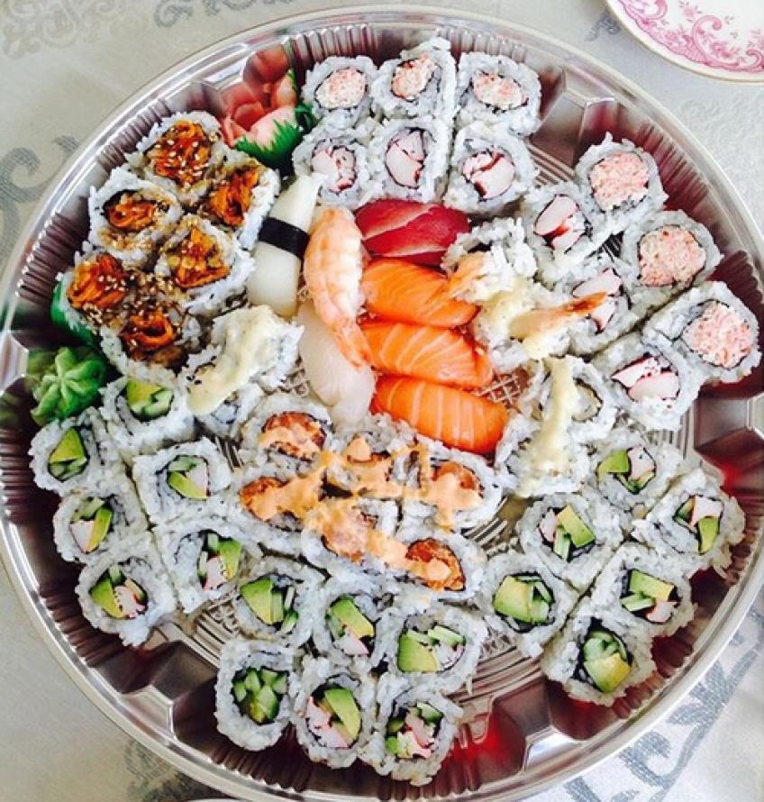 ALERTE! Il faudrait arrêter de manger des sushis