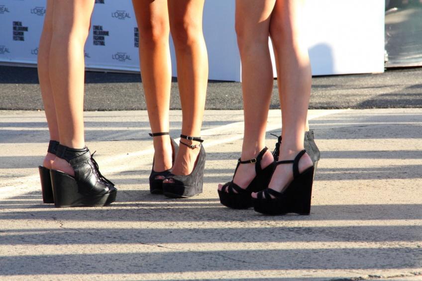 30 paires de talons compensés pour pouvoir danser tout l'été sans avoir mal !