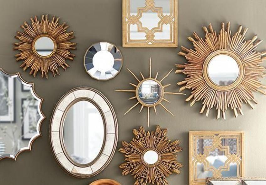 35 miroirs canon pour embellir votre d coration. Black Bedroom Furniture Sets. Home Design Ideas