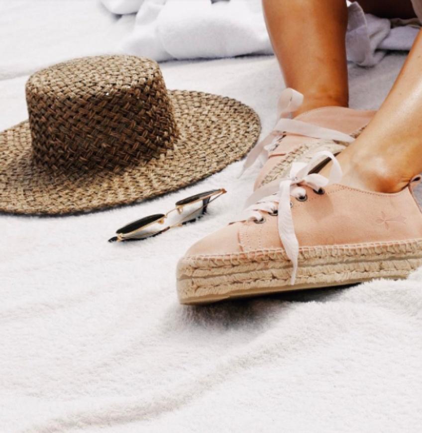 Instant Découverte #70 : Manebi, des espadrilles stylées à porter entre amis tout l'été