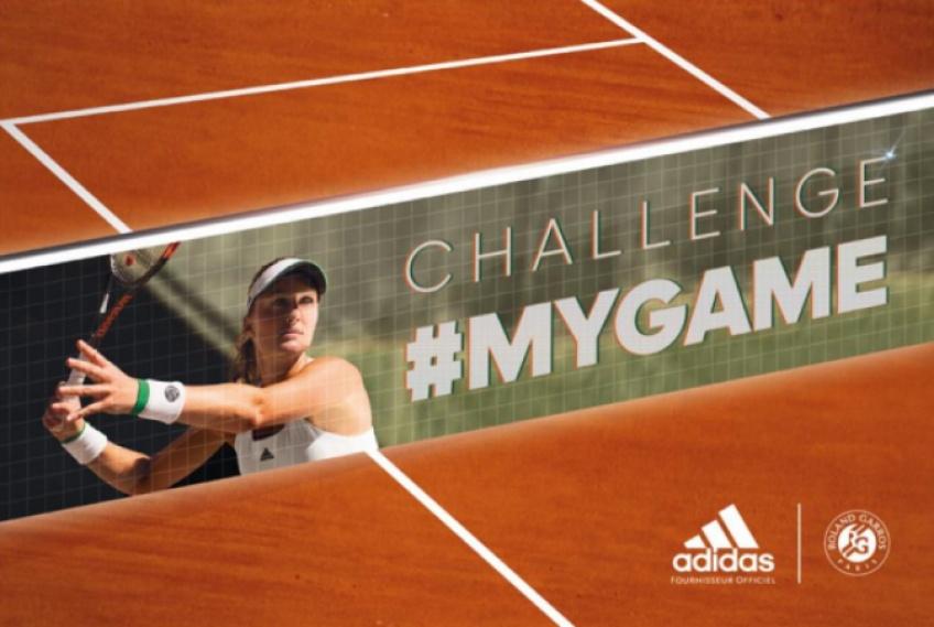 adidas lance son challenge #MyGame et révolutionne le monde du tennis !