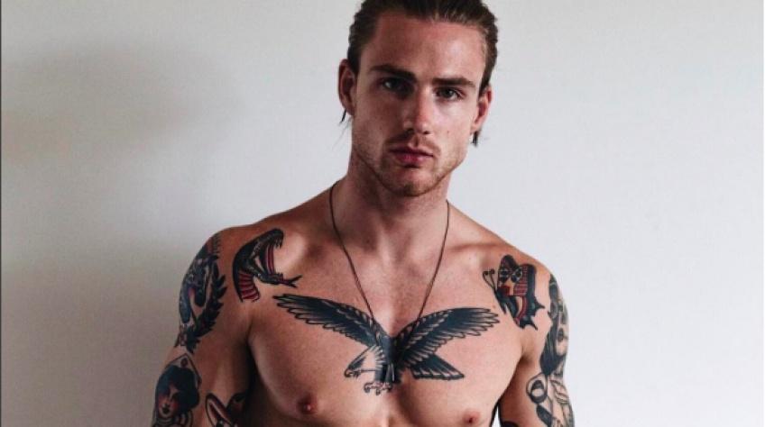 #HotDudes : Les tatoués nous font craquer