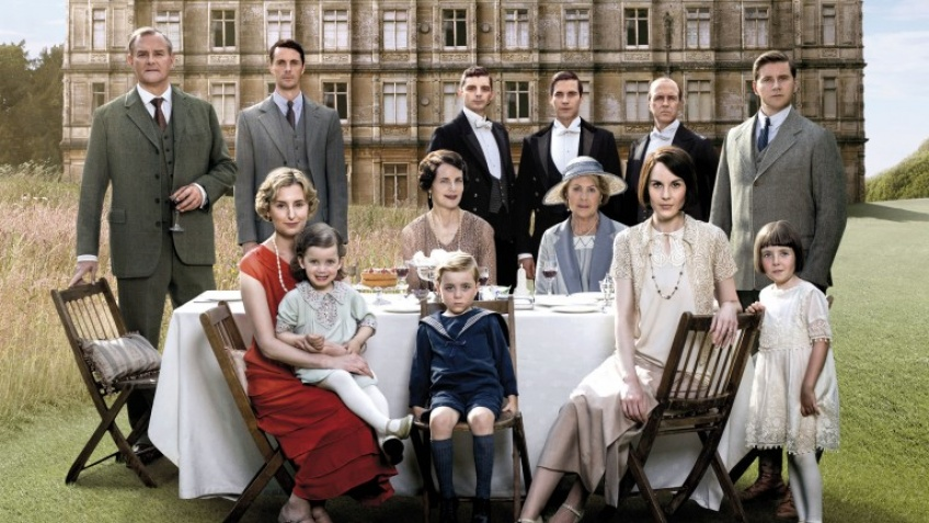 Wonderful ! Un film Downton Abbey est officiellement en préparation !