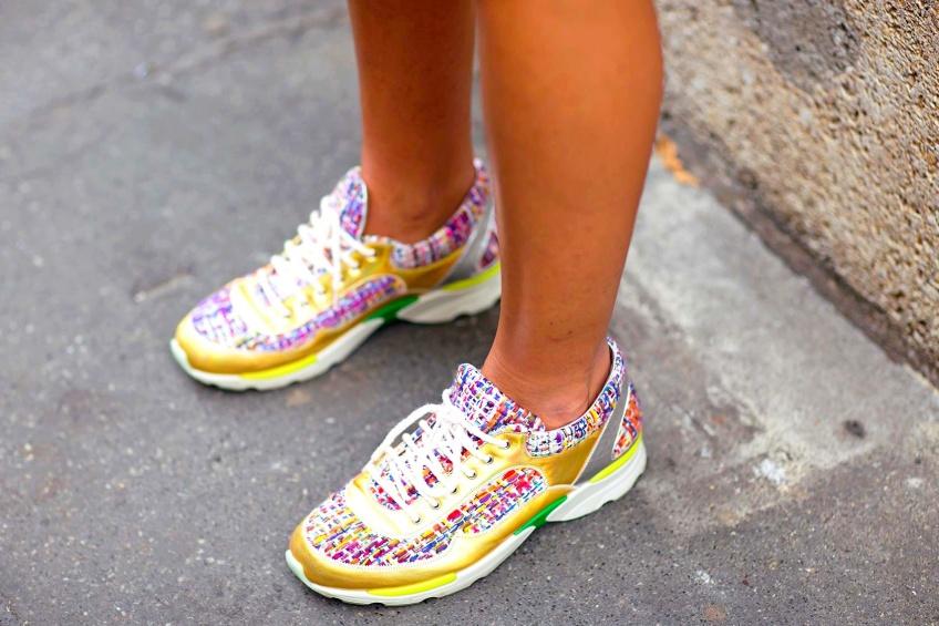 40 paires de magnifiques sneakers soldées qu'il ne faut pas laisser passer !