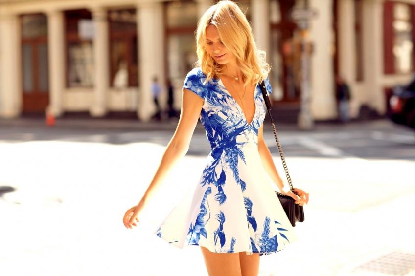 40 petites robes d'été soldées qui donnent un nouveau souffle à notre dressing !