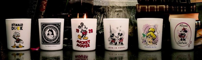 Disney a maintenant ses bougies parfumées et elles vont vous faire retomber en enfance !