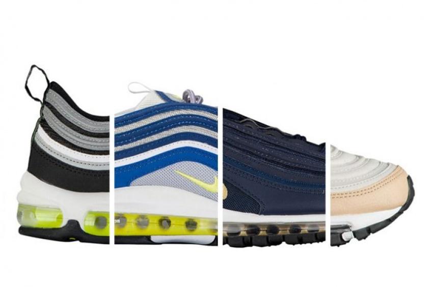 Joyeux anniversaire : Nike fête les 20 ans de ses Air Max 97 avec 20 coloris exclusifs !