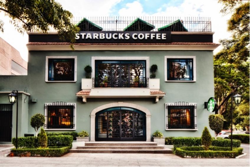 Les 20 plus beaux Starbucks qui vont vous faire voyager