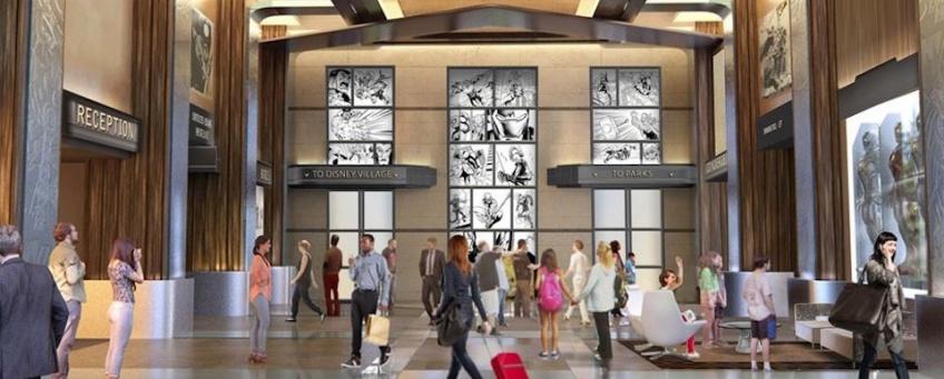 Alerte ! Le tout premier hôtel Marvel va bientôt voir le jour !