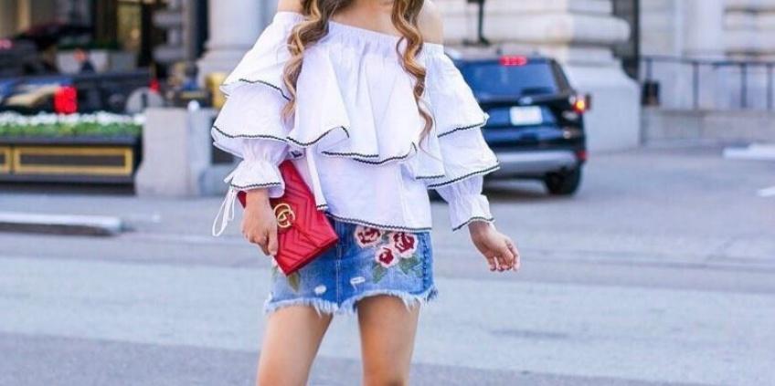 35 jupes en jean ultra-stylées pour dévoiler vos gambettes !