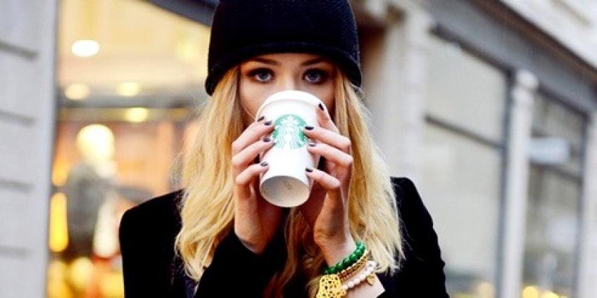 Les boissons les moins caloriques chez Starbucks !
