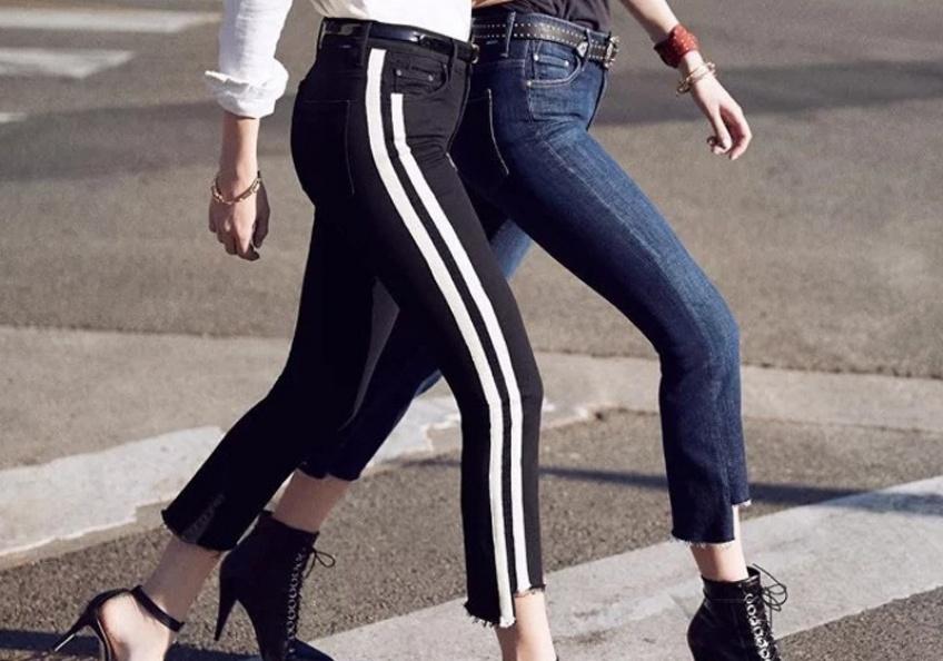 Le pantalon à bandes : le meilleur allié mode pour des jambes de mannequin !