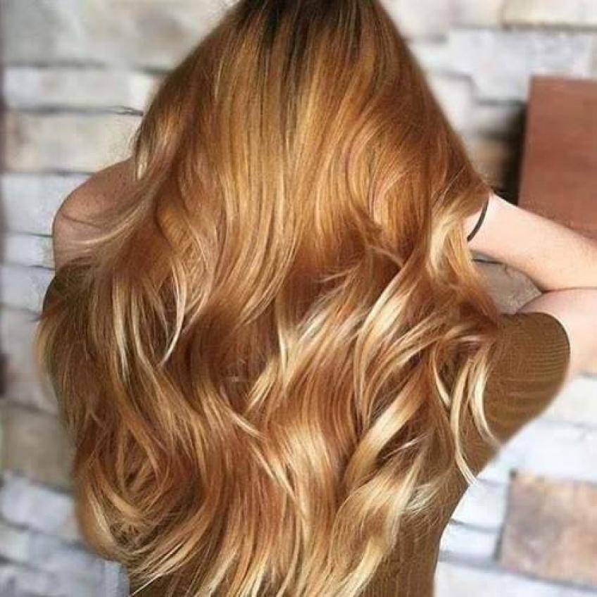 ALERTE : La sublime coloration blonde qui fait craquer les beautystas